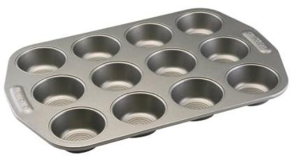 Circulon Bakeware Muffin Tray, 12 Cup