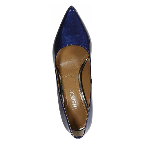 J.renee Mujeres Maressa Dress Pump Navy