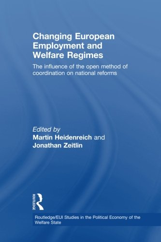 Changing European Employment and Welfare Regimes: The Influence of the Open Method of Coordination on National Reforms (