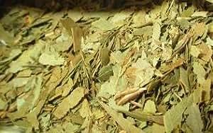 Eucalyptus leaves. Dried and cut.100% organic (50 grams/1.8 ounces)