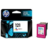 HP 121 純正 プリントカートリッジ カラー CC643HJ