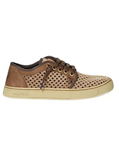 Satorisan scarpe Heisei Motted Camel sneakers-37