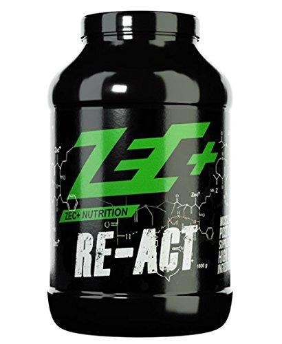 Zec + Nutrition - Bebida para entrenamiento con aminoácidos,vitaminas y minerales (