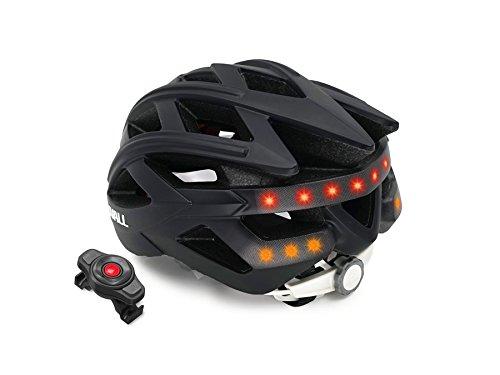 Livall BH60se nero, Casco da bicicletta Unisex-Adult, 55-61 cm 1 spesavip