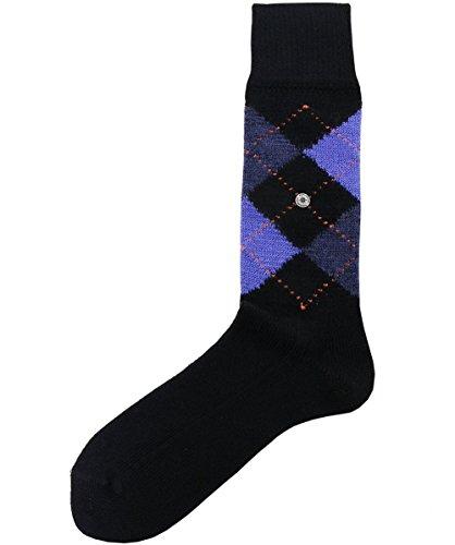 Burlington Men's Preston Socks Black EU - Men Burlington