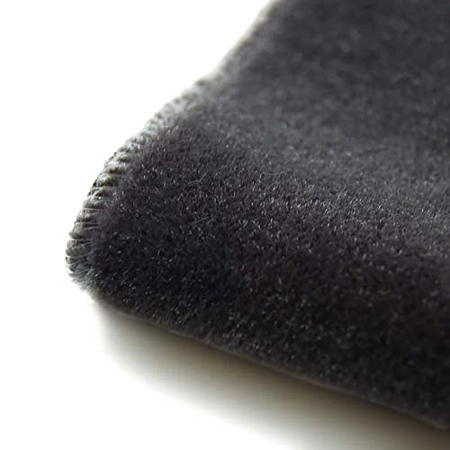 - Joseph Noble Museum Mohair Upholstery Fabric - 611-07 Charcoal