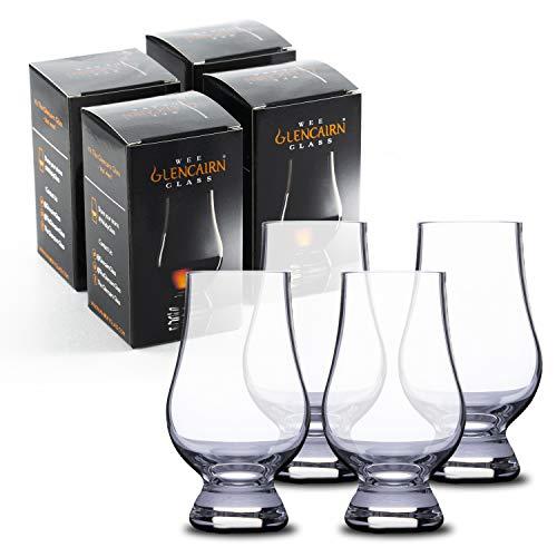 Wee Glencairn Whisky Glass in Gift Carton, Set of 4