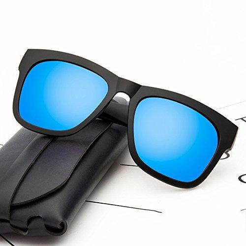 Style Unisexe Soleil Lunettes Hommes Nuances Noires 1 UV400 1 Couleur Lentilles Damesde HONEY De Protection xq1XYwpw