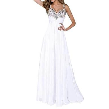 Goosun Vestido De Fiesta Largo Mujer para Noche Ropa Top Falda ...