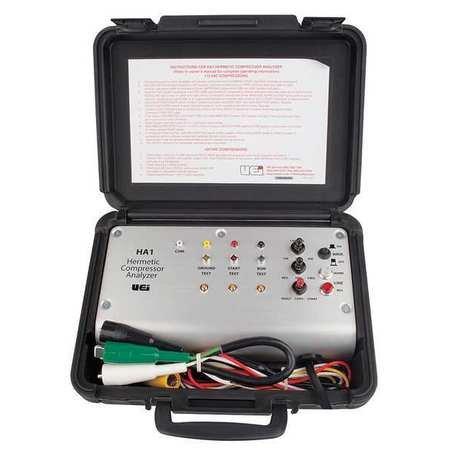 UEI Test Instruments HA1 Hermetic Compressor (Digital Hvac Analyzer)