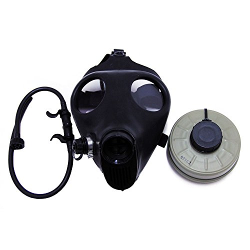 anime gas mask - 1