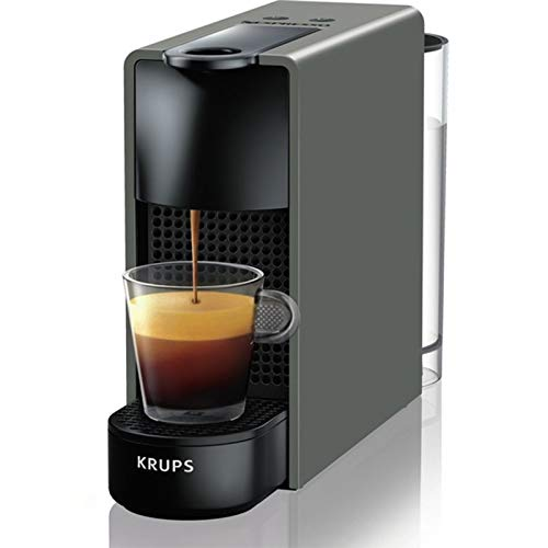Krups Nespresso Essenza Mini Gris Intense