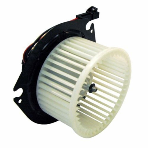 Koolzap For 95-99 Olds Aurora Riviera Front Heater AC A/C Condenser Blower Motor w/Fan Cage ()