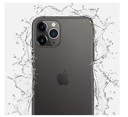 Apple iPhone 11 Pro, 512GB, Space Gray - Fully Unlocked (Renewed)