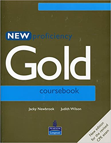 New proficiency gold course book judith wilson jacky newbrook new proficiency gold course book fandeluxe Choice Image