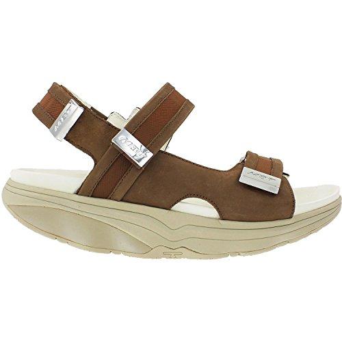 MBT , Chaussures de ville à lacets pour homme Bison Braun
