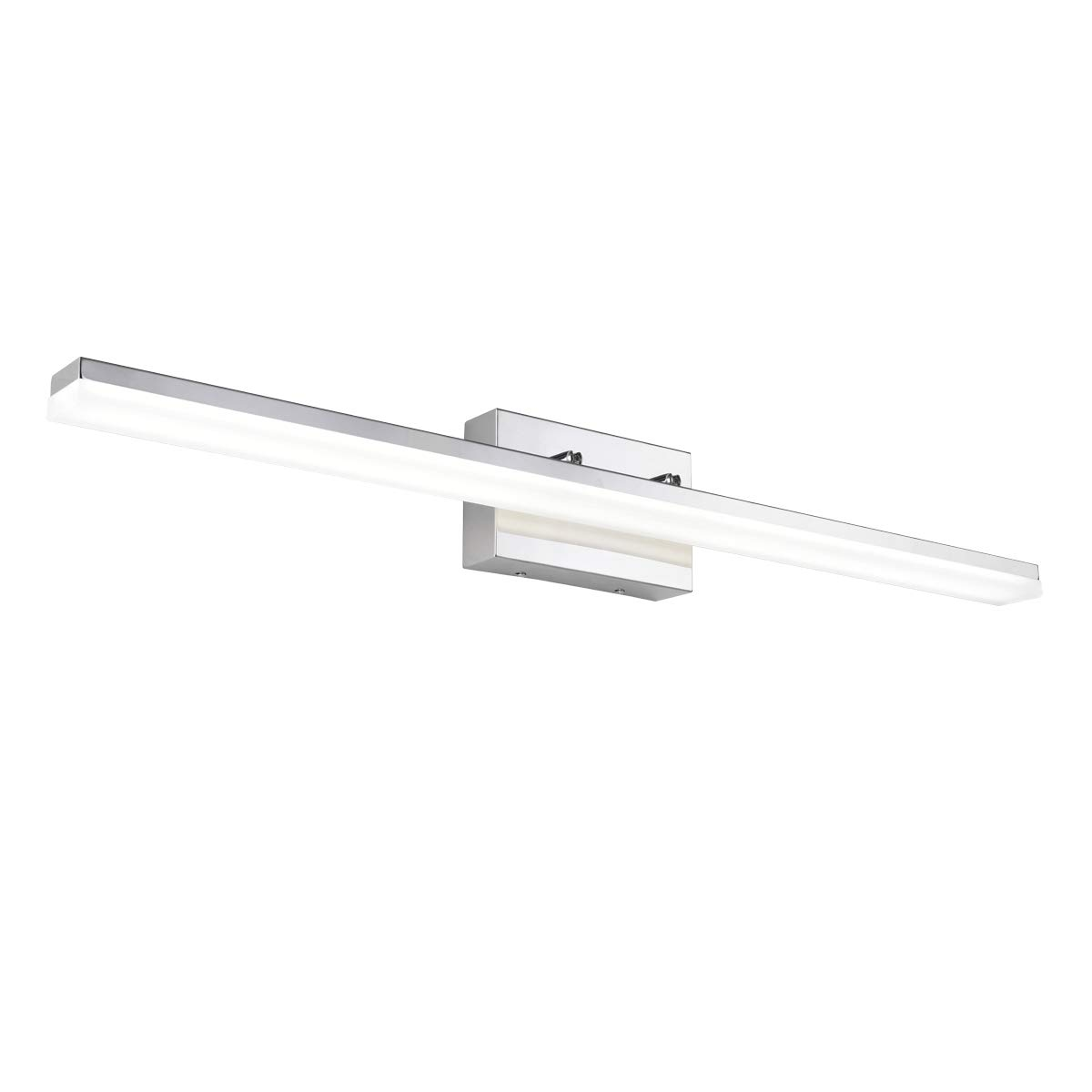 mirrea 36in Modern LED Vanity Light for Bathroom Lighting Dimmable 36w Cold White 5000K by mirrea (Image #1)