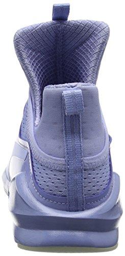 Mujer Deportivas para Lavendar Lustre para Zapatillas Interior 01 Puma Fierce Bright Mesh Azul q1SSF8
