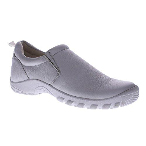 Spring Step Hombres Beckham Color White Size - 45 (11.5-12)