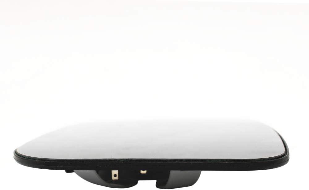 2008-2009 /& XE 2015 - on R/étroviseur de Voiture Remplacement pour Ja-guar XF XJ XE X-Type 2010-2014 KKmoon Verre de R/étroviseur Chauffant Ext/érieur Droite XK