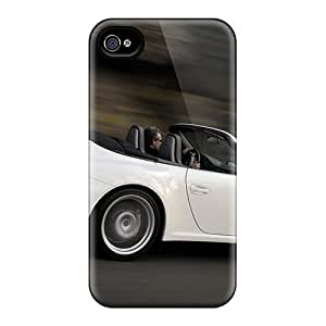 Premium [Ssd19287tBOV]porsche Carrera 4s Cases For Iphone 4/4s- Eco-friendly Packaging