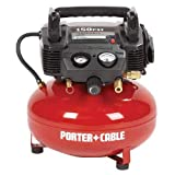 Porter-Cable C2002R Oil-Free UMC Pancake Compressor (Certified Refurbished) For Sale