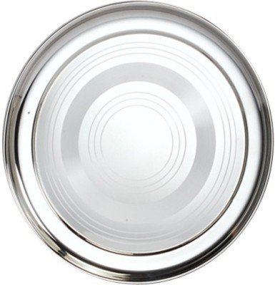 Sagene Stainless Steel Dinner Plate -Thali Size-27.5 Centimeter6 Piece  sc 1 st  Amazon.in : stainless steel dinner plate - Pezcame.Com