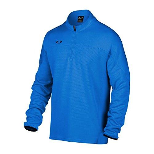 Oakley Men's Gridlock Pullover, Ozone, - Golf Oakley