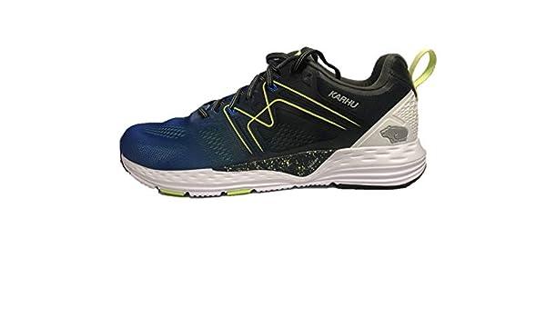 Karhu Fusion Ortix - Zapatillas de Running para Hombre, Color Azul, Color, Talla 42 EU: Amazon.es: Zapatos y complementos