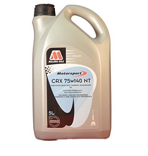 redline gear oil 75w140 - 8