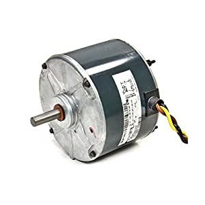 Oem upgraded ge genteq carrier bryant payne 1 4 hp 230v for General electric fan motor