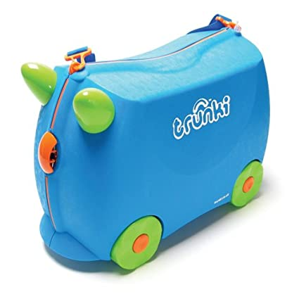 Trunki - Terrance Blue (Discontinued by Manufacturer)