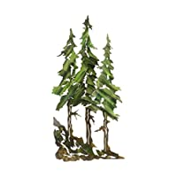 Next Innovations Pine Trees Refraxions 3D Wall Art