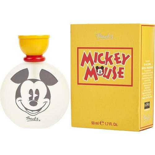 Mickey Mouse Eau De Toilette Spray Kids by Disney, 1.7 Ounce ()