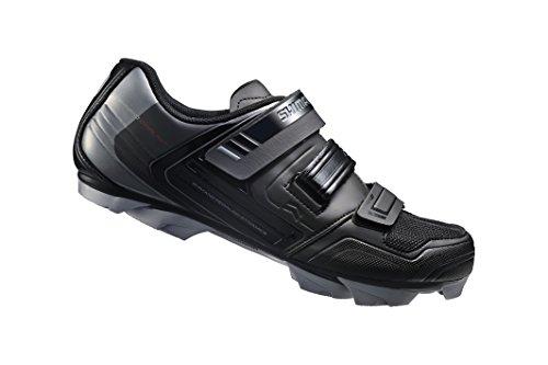 Shimano SPD SH XC31L MTB-Schuh für Erwachsene, Herren, Schwarz, 40
