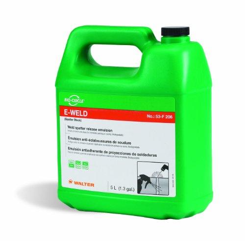 walter-53f206-e-weld-spatter-release-emulsion-5l-liquid
