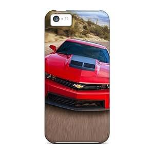 TrevorBahri Apple Iphone 5c Shock-Absorbing Hard Cell-phone Case Custom High Resolution Chevrolet Camaro Zl1 Series [sAo2400DYdC]