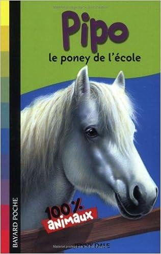 poney a l'ecole