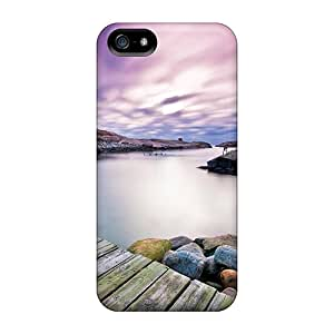 Shockproof/dirt-proof Swedish West Coast Covers Cases For Iphone(5/5s)