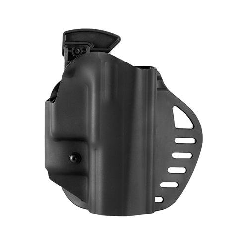 Hogue ARS Stage 1, Carry CZ P-07 Right Hand Holster Black, Black 52077