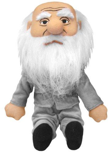 Charles Darwin Little Thinker Plush