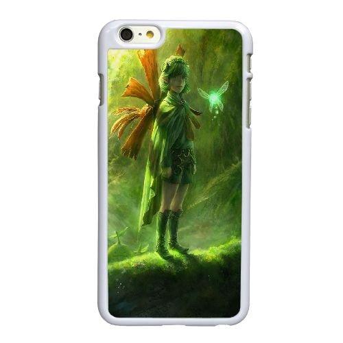 E6N76 saria The Legend of Zelda Ocarina of Time L2L0AW coque iPhone 6 4.7 pouces cas de couverture de téléphone portable coque de DL5SQK1OH blanc