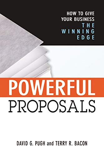 Powerful Proposals: How to Give Your Business the Winning Edge - http://medicalbooks.filipinodoctors.org