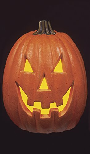 WOWindow Posters Happy Jack Pumpkin Halloween Jack O'lantern Window Decoration 34.5