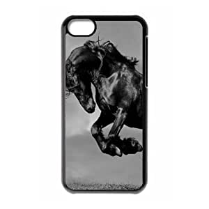 DIY Phone Case for Iphone 5C, Galloping Horse Cover Case - HL-R670047