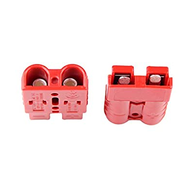 AURELIO TECH Universal 6-10 AWG 120A Battery Connect Quick Connector Plug For 12V Winch Trailer Driver Electrical Devices from AURELIO TECH