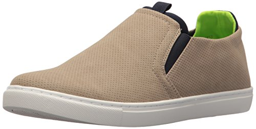 Tommy Hilfiger Mens Spence Shoe, Tan, 9.5 Medium US