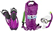 Mares Head by Mares Sea Pals Character Kids Mask Fin Snorkel Set