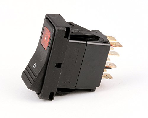 Vulcan-Hart 00-855677-00001 Lighted On/Off Switch for Compatible Vulcan-Hart and Hobart Steamers