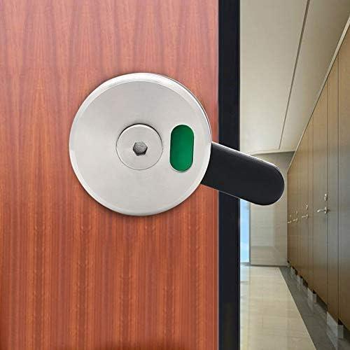 Jeffergarden MY-506 Bagno Bloccaggio Serratura Porta Indicatore Bagno Vita Privata Blocco Catenaccio Vacante Inserito Sala Bagno alla per casa Hotel